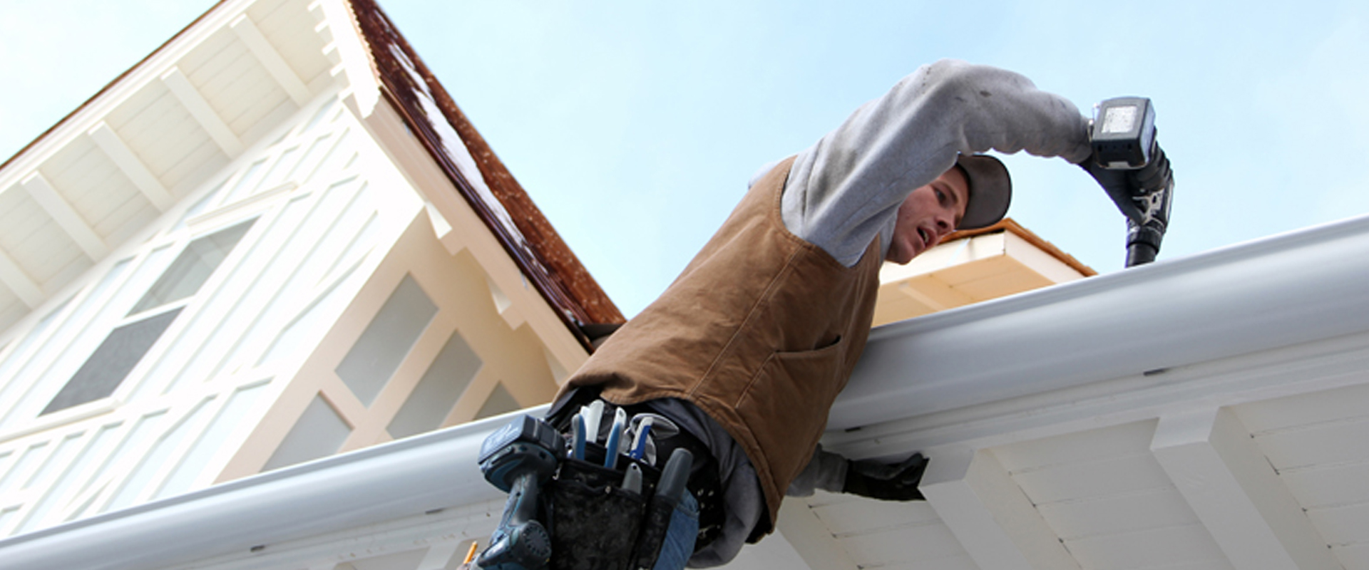 Rain Gutters, French Drains, Gutter Services: Livingston, Be