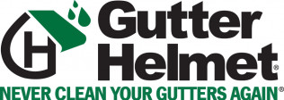 Never clean your gutters again with Gutter Helmet